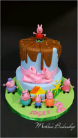 I offer custome Cakes and cupcakes for any kind of occasion.