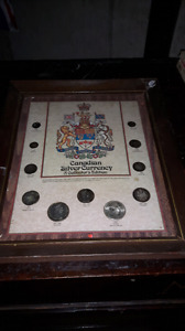 Canadian Silver Currency-a collectors edition
