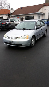Honda Civic 2002 1100$