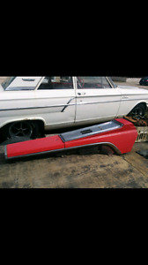 1965 Galaxie center console.Will deliver.