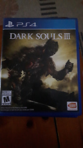 Dark Souls 3 for PS4