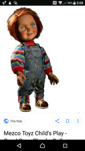 Looking for Chucky items
