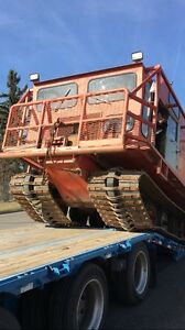 """Nodwell / Terra Flex Tracked Personell Carrier - 32"""" Tracks"""