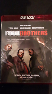 HD DVD  Four Brothers