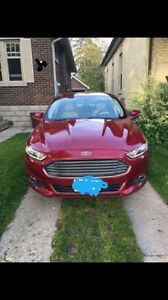 2013 Ford Fusion - Mint Condition