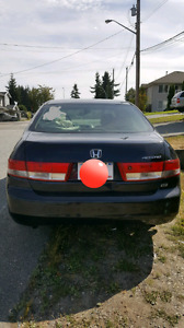 Honda accord 2005 $1200