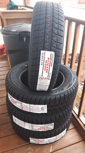 195/65R15 blizzak ws80 new with stickers  $350