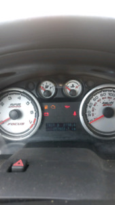 2009 ford focus - 257803 km