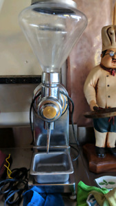 SS Commercial Coffee Grinder