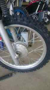 Wanted. Rear wheel. Drz125