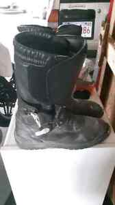 BMW Brand Motorcycle Boots
