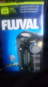 Underwater fluval filter brand new