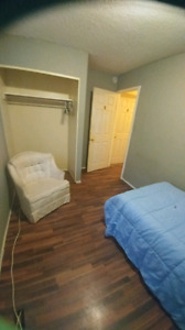 furnished room for rent in the east