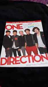 One Direction books (2 of each)  Cambridge Kitchener Area image 1