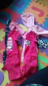 Girls 0-3 month Fall/winter Clothes Lot Peterborough Peterborough Area image 4