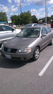 2005 Nissan Sentra, great condition