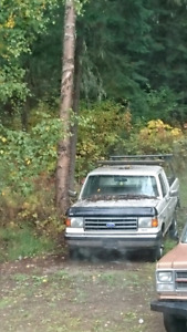 91 Ford f150 4x4
