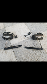Mercedes W202 C Class C43 AMG headlight wipers and motor for sale  Heathrow, London