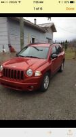 2008 JEEP compass , Cheap on gas $$$