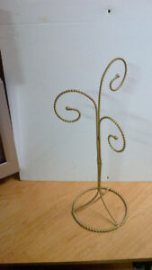 8 Ornament Holders - all 8 together as a lot for $10.00