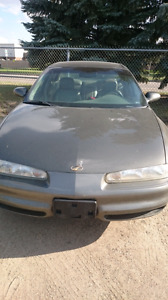 1998 Olds intrigue for sale