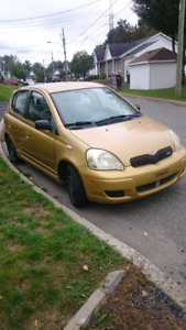 Toyota écho 2005
