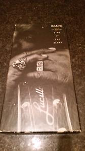 Coffret de b.b.king avec livres illustrés et 4 cd