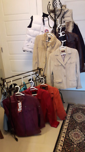 Coats, Jackets, Vests and Wibd Breakers