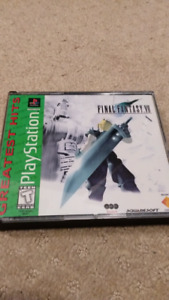 Final Fantasy 7 (PS1)