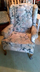 Wingback Chairs - FREE