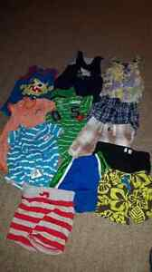 6 month summer baby clothing