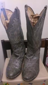 Original Sanders ( grey colour) Cowboys Boots