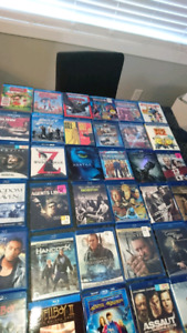 Collection bluray certain films sont neufs