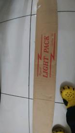 Commercial light tube and starter
