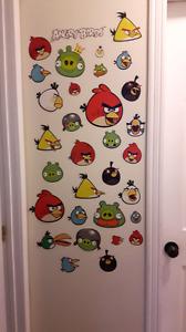 Ensemble de chambre Angry Birds