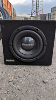 Pioneer Subwoofer and Box