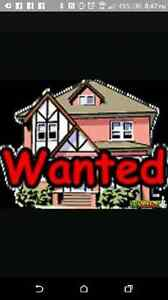 House wanted C.B. RIDGEWAY FORT ERIE
