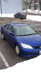 Looking to trade 2005 civic