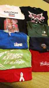 Bartender T Shirts w Logos !. $18 for ALL ! Peterborough Peterborough Area image 1