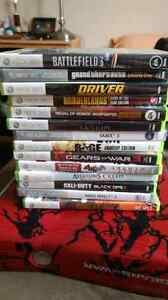 Xbox 360 gears of war3 special edition + 30+games 320gb hdd St. John's Newfoundland image 1