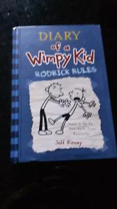 Hardcover:  Rodrick Rules