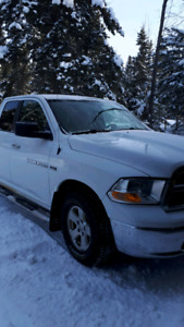 2011 Ram 1500 Quad Cab For Sale