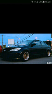 Honda civic si 2005