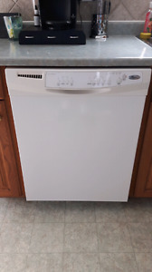 For Sale - White Whirlpool Dishwasher - $120 OBO