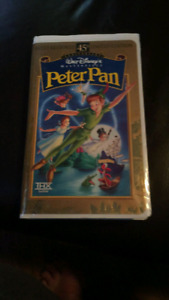 Disney's Masterpiece Collection VHS