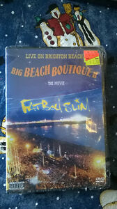 Fat Boy Slim DVD NEW/SEALED