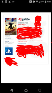 Spider man into the spider verse early tickets