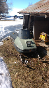 Two Snowmobiles for Sale $100 each!!