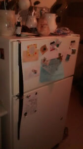 Delivered apartment size refrigerator 150 or best offer