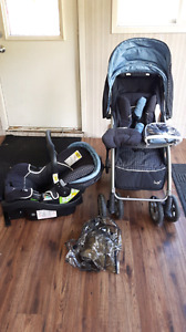 Lux Car seat and Stroller